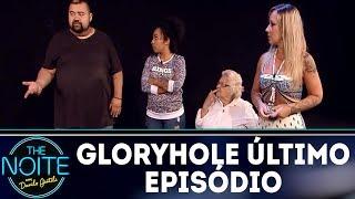 Gloryhole mya Ebony
