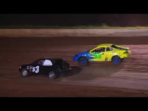 Skyline Speedway 4CYL Feature 9-29-2018