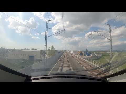 "Cab Ride NAPOLI - ROMA (AV) ""theitaliantraindrivers"""