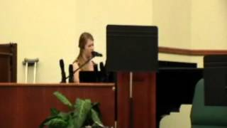 Pace Tri-M Induction Ceremony: Sarah Harley Thumbnail