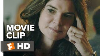 Claire in Motion Movie CLIP - What Do You Think? (2016) - Betsy Brandt Movie