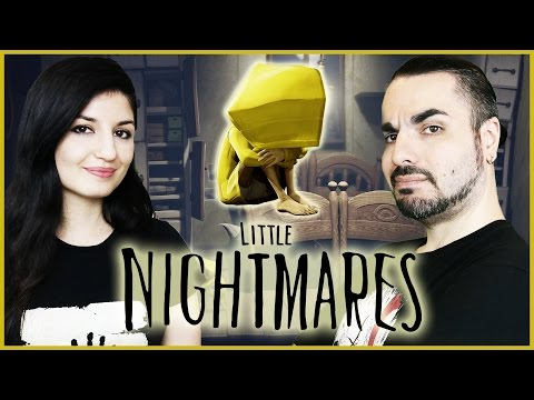 LITTLE NIGHTMARES: WOW! COME INSIDE?