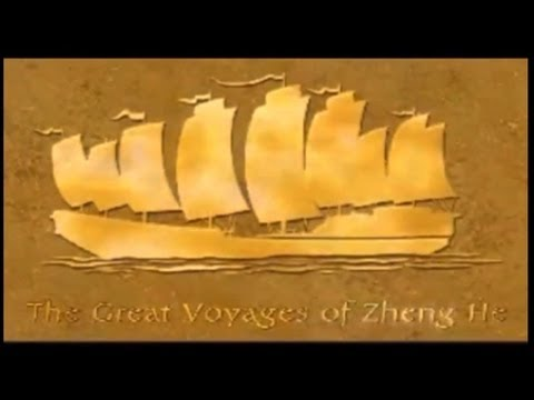 """Zheng He"" - The Great Voyager 1405-1433 AD"
