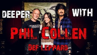 Deeper With Phil Collen (Def Leppard)
