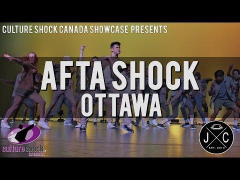 Afta Shock Ottawa   Culture Shock Showcase 2018
