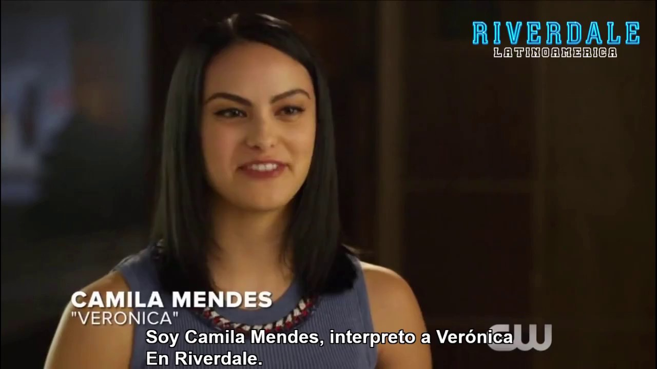 Riverdale Camila Mendes As Veronica 24x20inch TV Shows Silk Poster