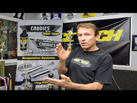 Suspension Insight | Race Tech's Paul Thede | TransWorld Motocross