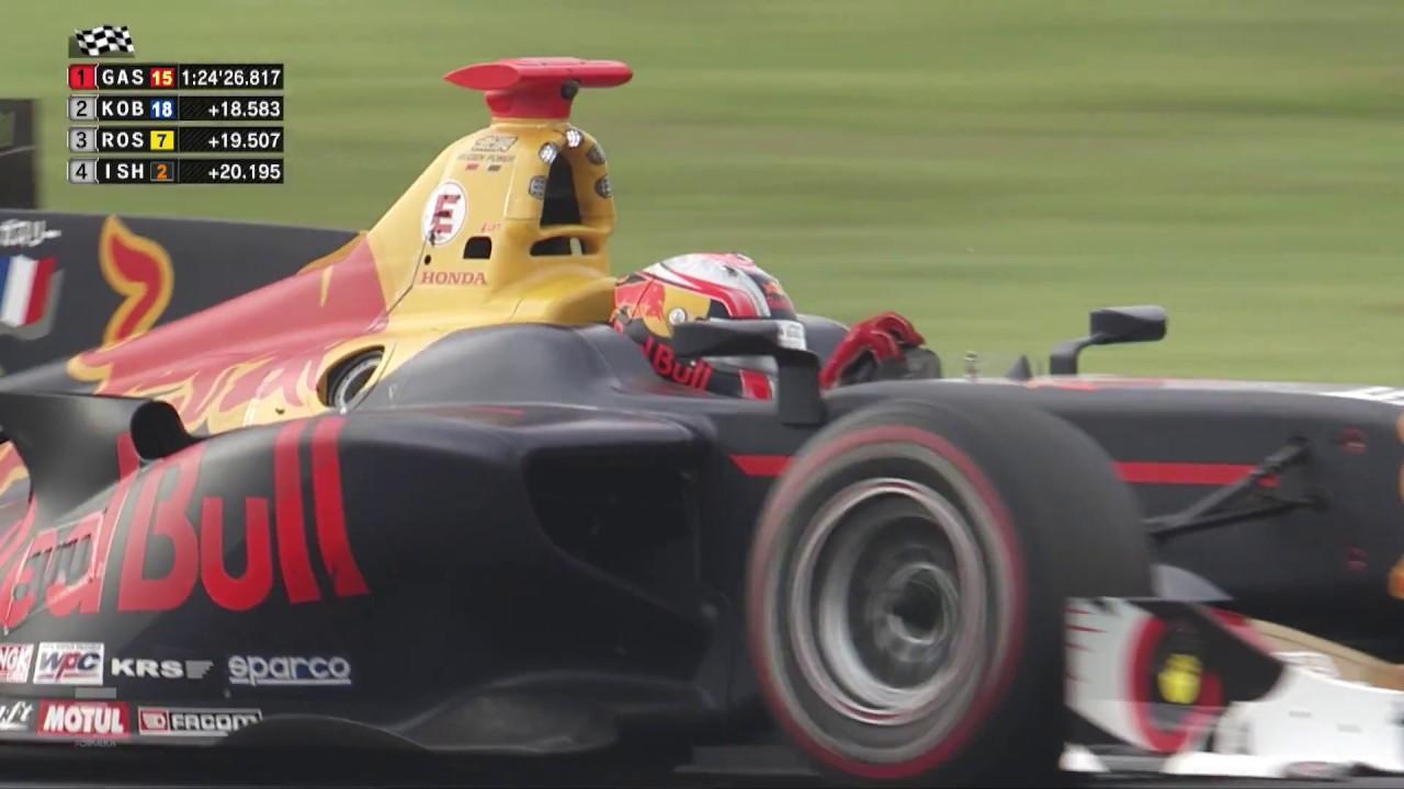 2017 super formula round4 highlights twin ring motegi youtube