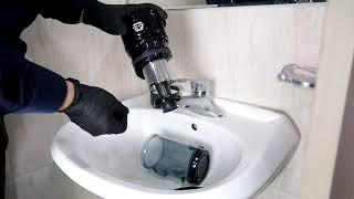 물걸레청소기+진공청소까지 - [ 맥스킹 더블유 ] 먼지…
