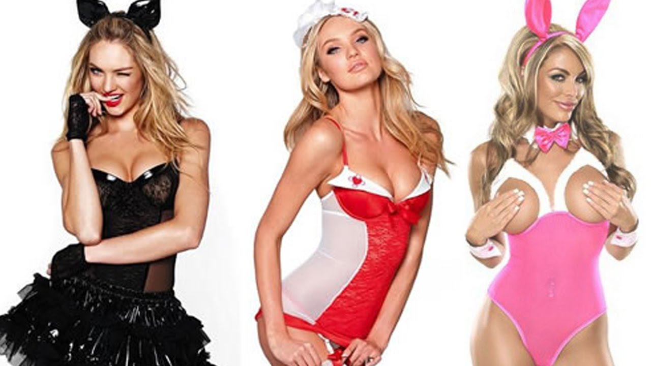 Top 10 Sexiest Halloween Costumes  sc 1 st  YouTube : erotic halloween costume  - Germanpascual.Com