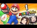 Mario Rabbids Kingdom Battle Beep O PART 1 Game Grumps mp3