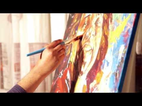 ERITREAN ARTIST   YOHANNES NERAYO