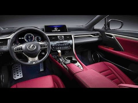 Lexus 2020 RX 350F Sport Review New Option One MAJOR Change