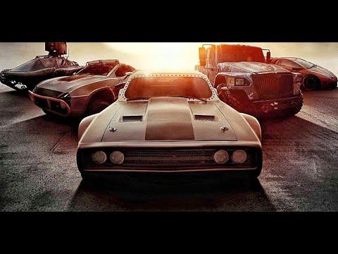 عرض حي لسيارات سلسلة أفلام -فاست آند فيوريوس- في لندن  - 23:22-2018 / 1 / 19