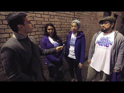 Progressive Muslims Make Their Mark on the Midterms