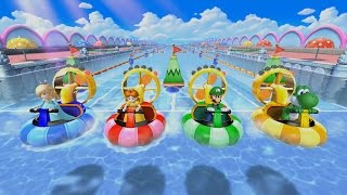 Mario Party 10 - Winning all Minigames at Master Difficulty Part 1