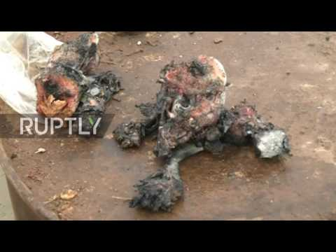Syria: 5 dead in car bombing on government held-Beit Jinn