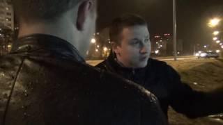 ДТП на въезде в Шилово