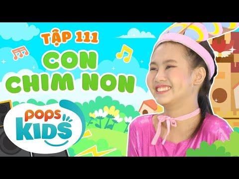 [New] Mầm Chồi Lá Tập 111 - Con Chim Non   Nhạc thiếu nhi hay cho bé   Vietnamese Kids Song