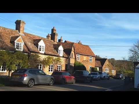Turville Village Church And Pub Midsomer Murders