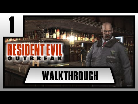 [FR][Walkthrough] Resident Evil Outbreak - Chapitre 1.