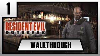 [FR][Walkthrough] Resident Evil Outbreak - Chapitre 1.