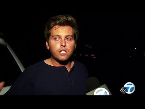 Thousand Oaks shooting: Stepdad, son recall terrifying moments gunfire erupted | ABC7