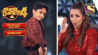 Sanchit Special Performances | Contestant Jukebox 2 | Super Dancer Chapter 4