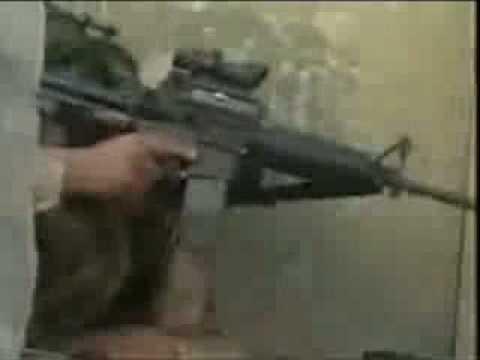 Iraqi Sniper vs USMC