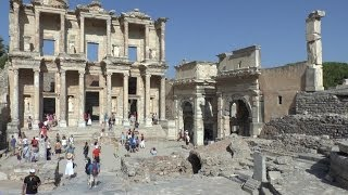 Ephesus City Izmir Turkey Part 4