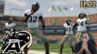 THE CARDIAC KIDS?? | ARMY REBUILD DYNASTY NCAA FOOTBALL 14 EP22