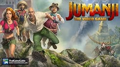 Jumanji: The Video Game [Online Co-op] : Action Adventure TPS Puzzle