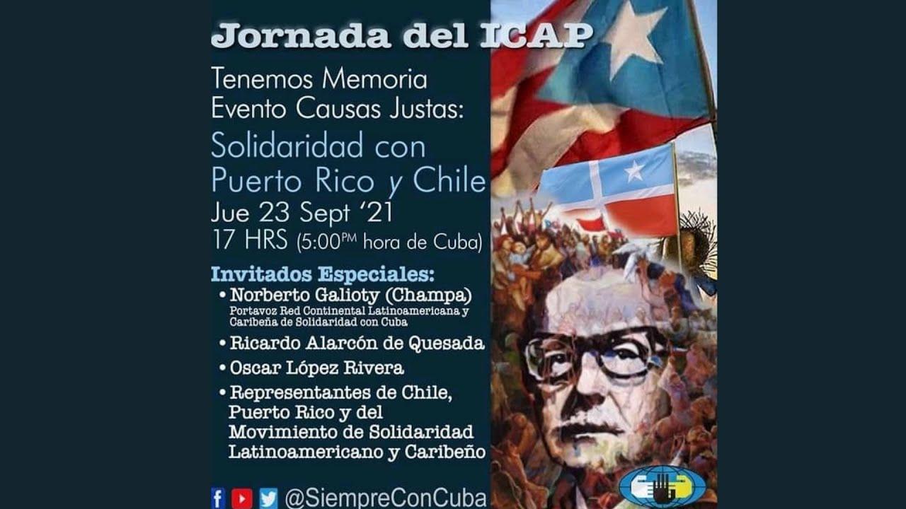 Puerto Rico: Somos Caribe SOLIDARIDAD CON LA INDEPENDENCIA DE PUERTO RICO