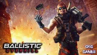 Ballistic Overkill - Jogando de Granadeiro | Gameplay - PC #4