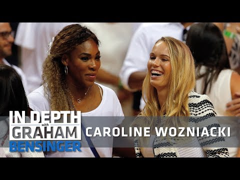 Caroline Wozniacki: My friend Serena Williams