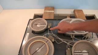 Repairing Miele Ceramic Cooktop KM 468