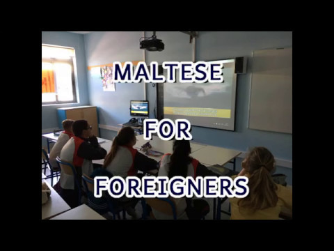Maltese for Foreigners 2016 - 2017