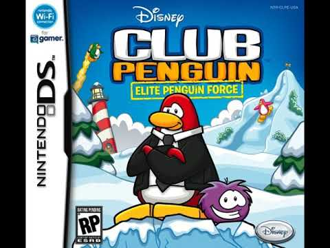 Club Penguin: Elite Penguin Force OST - Early Main Theme (Unused)