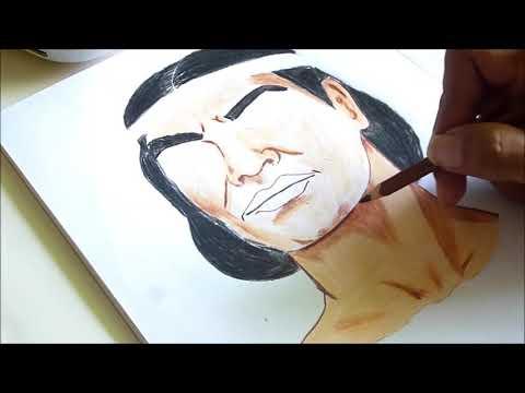 Dibujando Al Cacique Guaicaipuro Venezuela Youtube
