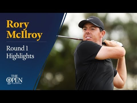 The 147th Open - Rory Mcilroy highlights