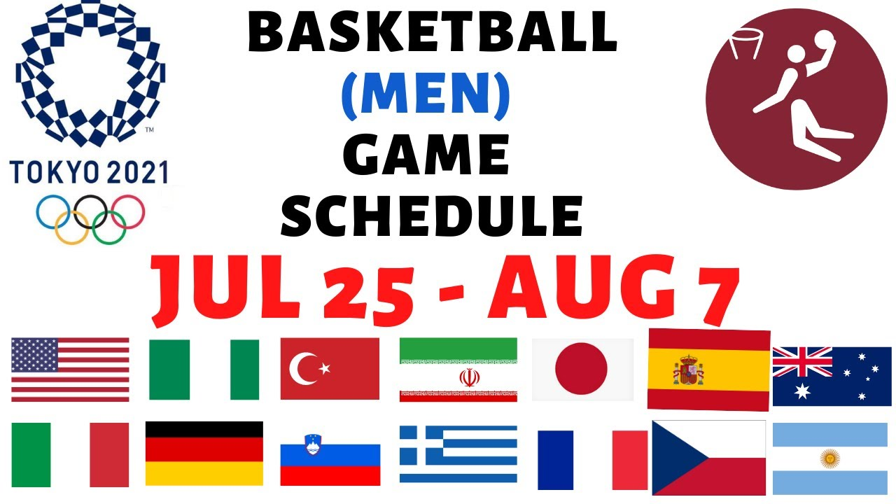 USA Basketball schedule at 2021 Tokyo Olympics: Game times ...