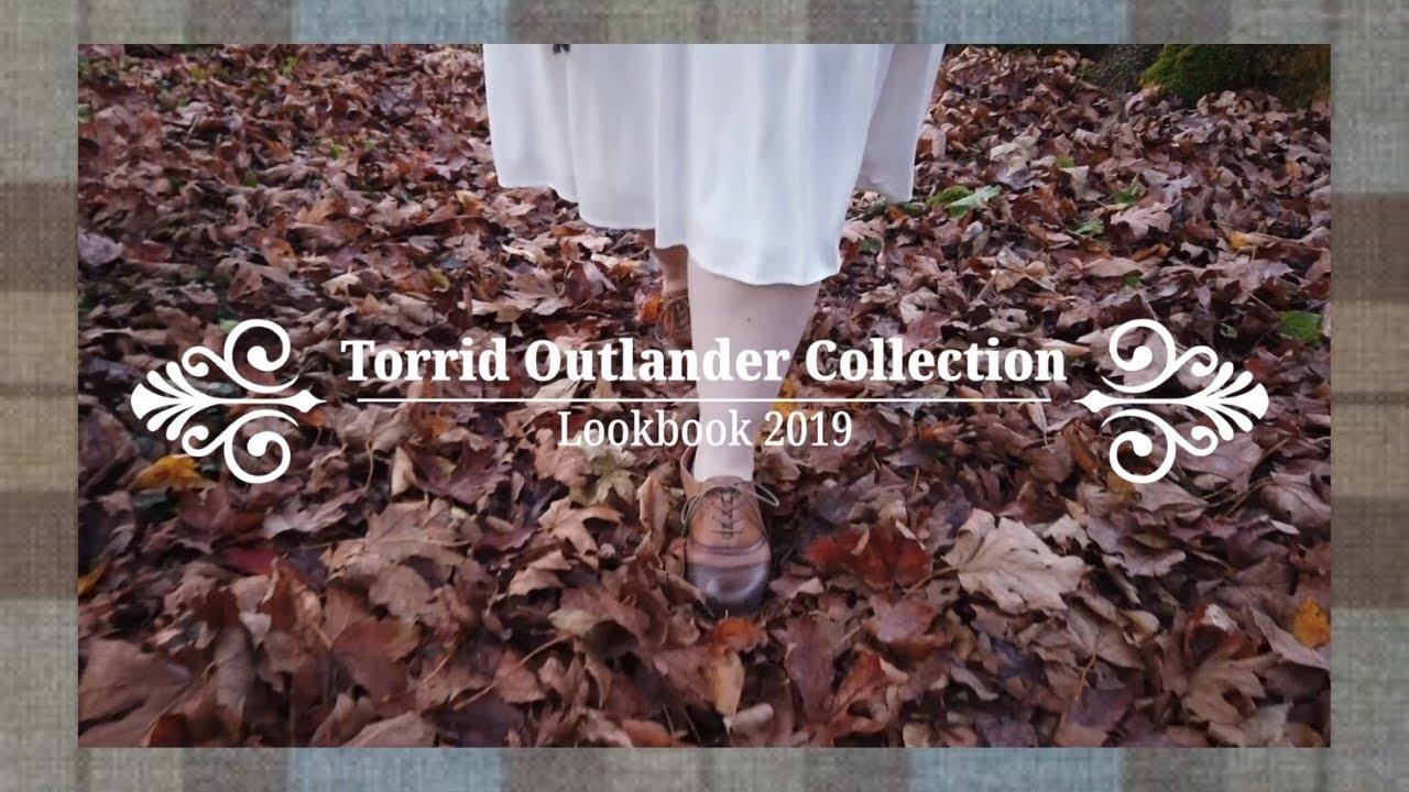 [VIDEO] - Torrid Outlander Collection Lookbook 2019  l  3X-4X 1