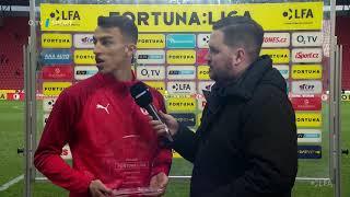 Petar Musa se na slávistické půdě uvedl vítězným gólem
