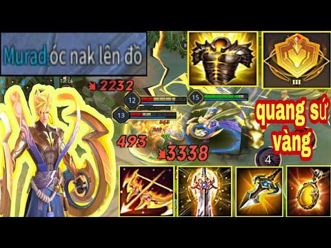 NaKroth Lôi Quang Sứ Lên Full Vàng - Đồng Đội Chửi Đồ Ngu | Cái Kết Hùng BK