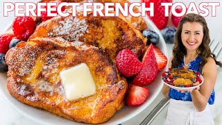 How To Make FRËNCH TOAST | Classic French Toast Recipe