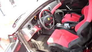Inside Ferrari F430 Challenge Stradale 720p HD