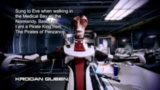 Repeat youtube video All of Mordin's Songs!