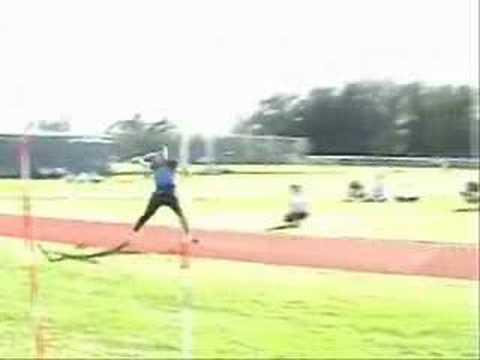 2008 Olympic A Standard - Javelin - Scott Russell - 83.20m