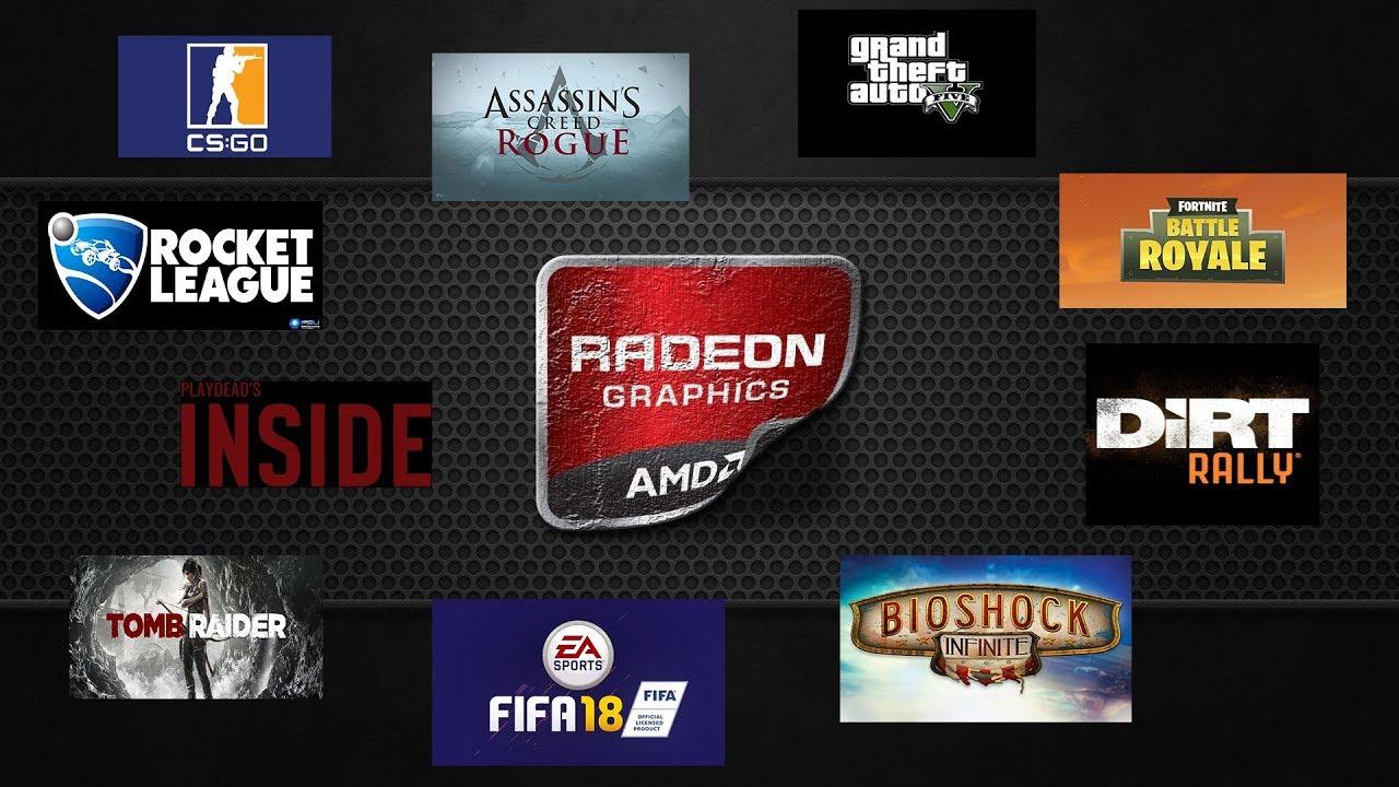 TOP 10 Games Playable on Radeon HD 6450 [2018]