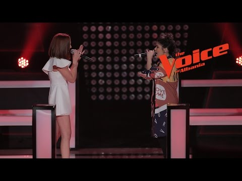 Artemisa VS Deborah – Send my love (to your new lover) – Betejat – The Voice of Albania 6